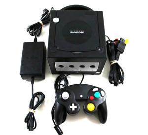 Nintendo Game cube de couleurs Noir