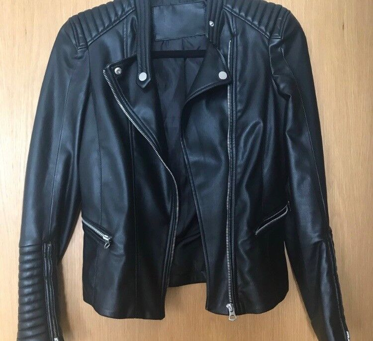 41f50cc2e Biker jacket H&M size 8 | in London | Gumtree