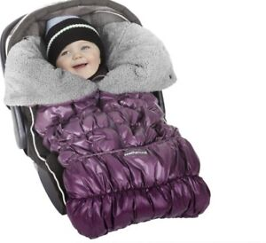Like new - TheSootheTIME Stroller Wrap, baby winter sack