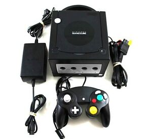 GAME CUBE + 1 MANETTE