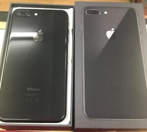 Selling unlocked 64 GB IPHONE 8 PLUS with ALL Accessories