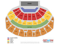 Kings of Leon Tickets (2) Leeds Arena. 19th February (SOLD OUT).