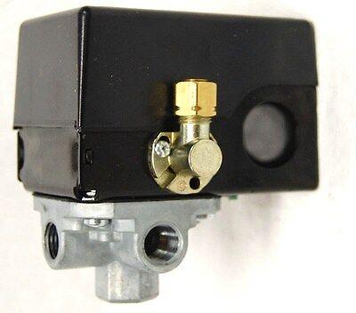 Ingersoll Rand 56288772 Pressure Switch W Unloader Valve Lever