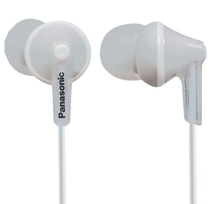 Panasonic RP-TCM125 Ergo Fit Budget In-Ear Headphones