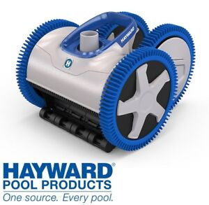 NEW HAYWARD AQUANAUT 400 POOL CLEANER WITH 40 FEET HOSE KIT, GRA
