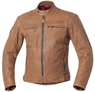 * held * fort balle hommes blouson moto veste en cuir vintage, rétro bobber