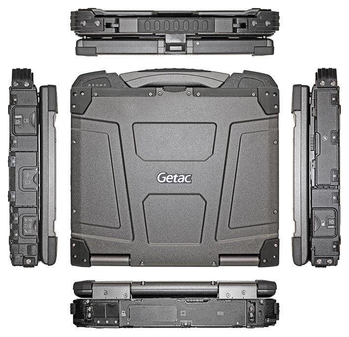 Getac B300-X Ultra Rugged Core i7 2GHz 8GB RAM 250G HDD W10 PRO TouchScreen HDMI