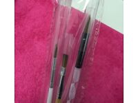 Nail acrylic and gel brushes brand new