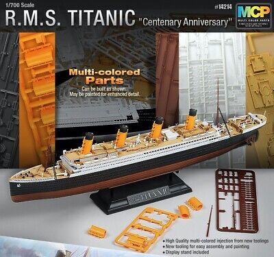 [Academy] 1/700 R.M.S TITANIC Centenary Anniversary Plastic Model Kit Sea 14214