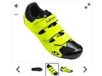 Giro techne road shoe
