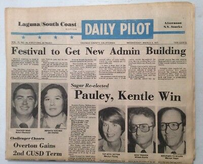 Daily Pilot Laguna / South Coast Newspaper Vol 70 No 68 Wednesday March 9, 1977