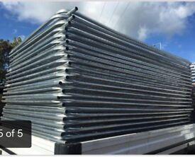 🆕 heras fencing sets £24