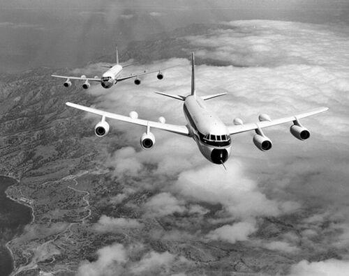 """Convair 990 ((8.5""""x11"""")) Print"""