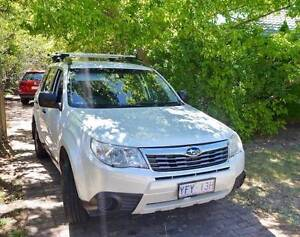 2010 Subaru Forester Wagon Gowrie Tuggeranong Preview