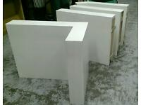 MDF Walls - Big and Heavy - Indoor only
