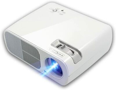 2600 Lumens 1080P LED 3D LCD VGA HDMI SD TV Home Theater Projector Cinema