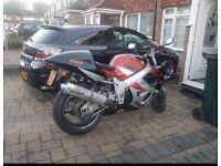 Suzuki gsxr750 srad excellent condition not Yamaha Honda Kawasaki part ex considered