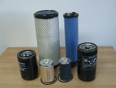 Mahindra Tractor Economy Pack Of 6 Filters -0455.0456.2448.1778.1215.0316