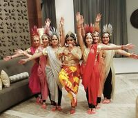 Bollywood Fusion Dance Classes: KIds/Youth/Adults
