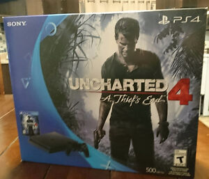 Playstation 4,édition uncharted 4