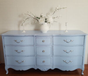 Beautiful French Provincial Sideboard
