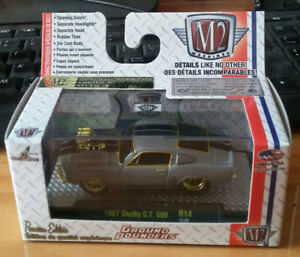 M2 1967 GROUND POUNDER SHELBY G.T 500 CHASE CAR