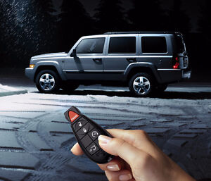 Remote Starter Installed starting at Only $297+ HST