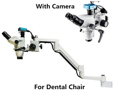 Dental Endo Surgical Operating Microscope In Endodontics For Dental Chair Unit