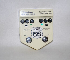 Visual Sound V2 Guitar Distortion Effects Pedal