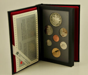 1994 Canada Proof Double Dollar Coin Set