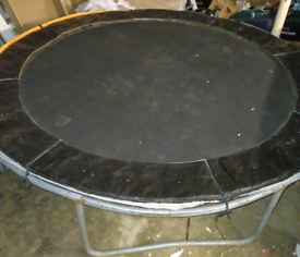 Large trampoline only £20. RBW Clearance Outlet Leicester City Centre