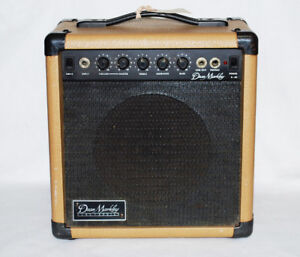 Dean Markley K-20 Mid 90's - Brown - 15 watt amp