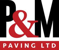 P&M Paving Ltd
