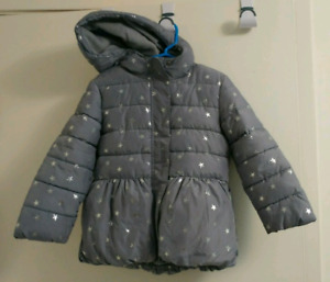Toddler Girls 4t Jacket