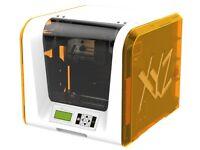 XYZ Printing Da Vinci Junior Jr 3D Printer - Like NEW!