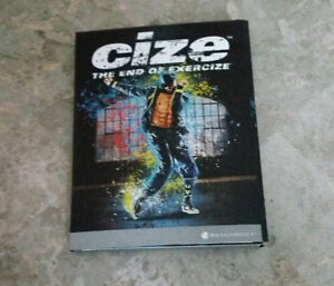 CIZE By Shaun T - NEW Home Dance Fitness Set