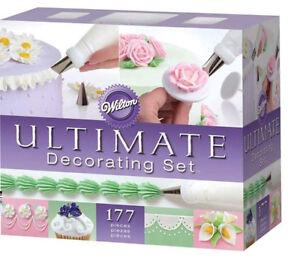 ultimate professionnal cake decoration set