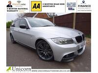 2010 BMW 318D 2.0TD Touring M Sport Business Edition DEALER SERVICE HISTORY