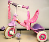 "NEW ""Princess"" Folding Tricycle"