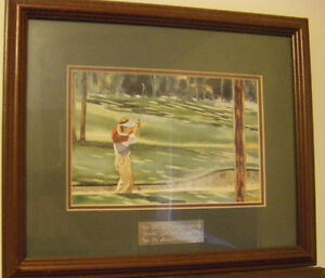 GOLF PAINTINGS North Shore Greater Vancouver Area image 2