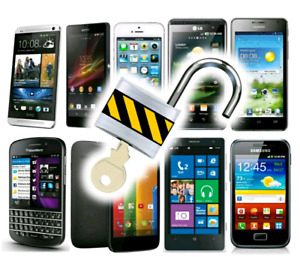 Cell phone unlockings starting at $10