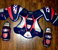 Shoulder and Elbow pads-set