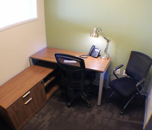 Shared Premier Fully Furnished Office Space in Collingwood