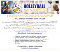 Volleyball Instructor