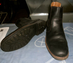 Men's Leather boot BASS