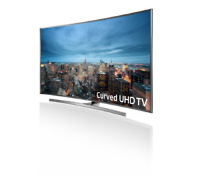 "new neuf samsung 65"" JU7500 Curved 4K UHD Smart TV télé"