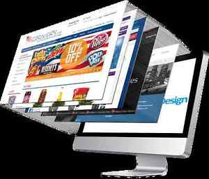 Conception site Website Design & SEO Starting at 50$