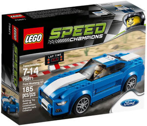 Lego Speed Champions 75871 Ford Mustang GT Neuf