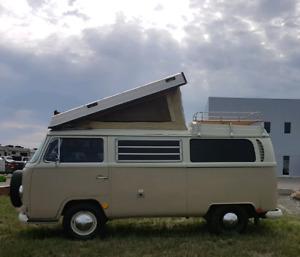 1968 Volkswagen Camper Van
