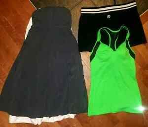 Workout clothing!